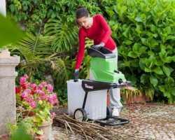 Садовый измельчитель — решение проблем с отходами на даче