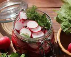 Рецепты маринованного, квашеного и соленого редиса на зиму. Делюсь моими любимыми заготовками