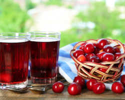 Способы приготовления ароматного и вкусного компота из вишни