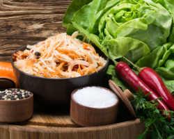 Суточная капуста – быстрая и вкусная заготовка