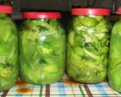 Оригинальные заготовки из зеленых помидоров — советую всем попробовать. Записывайте рецепты