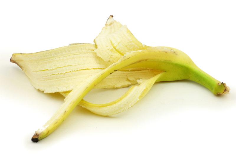 Удобрение из банановых шкурок – полезные подкормки