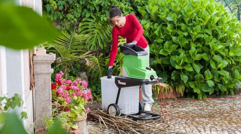 Садовый измельчитель - решение проблем с отходами на даче