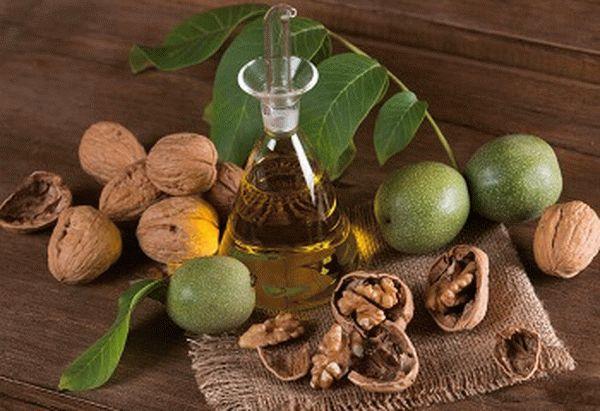 Настойка грецкого ореха: приготовление и применение