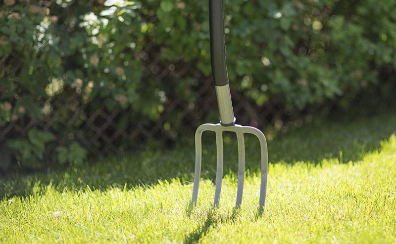 Вилы для копки земли - альтернативный инструмент для работ в саду и в огороде