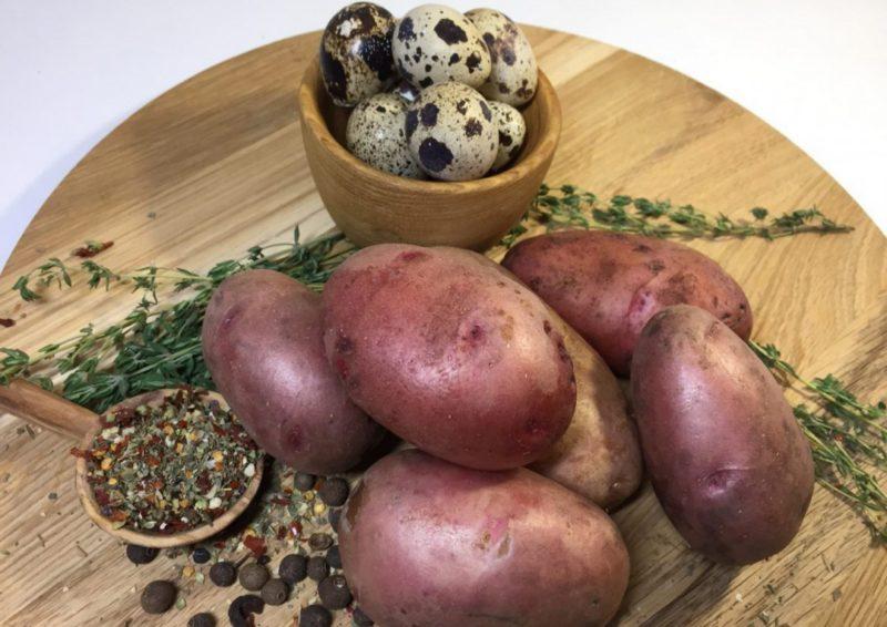 Картофель Розара: описание сорта, вкусовые характеристики, особенности выращивания
