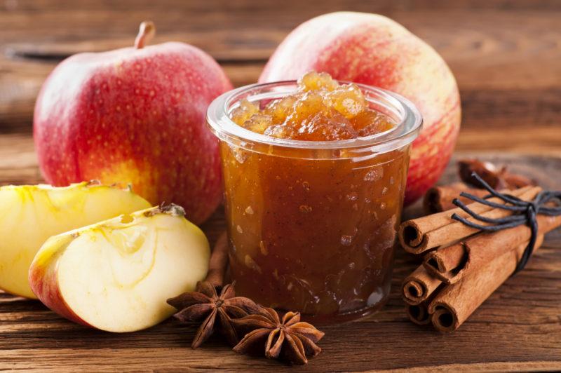 Дома вкуснее: варенье и джемы из яблок