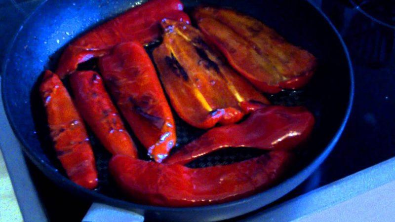 Готовлю на зиму невероятный жареный болгарский Перчик. Делюсь рецептами