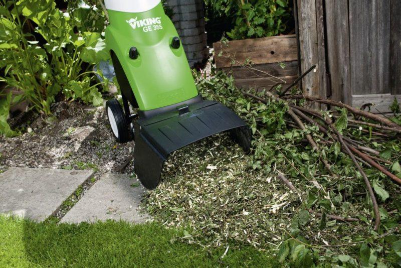 Непростой выбор измельчителя садового мусора