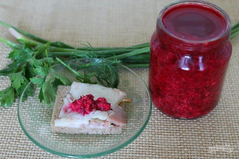 Три рецепта маринованного хрена
