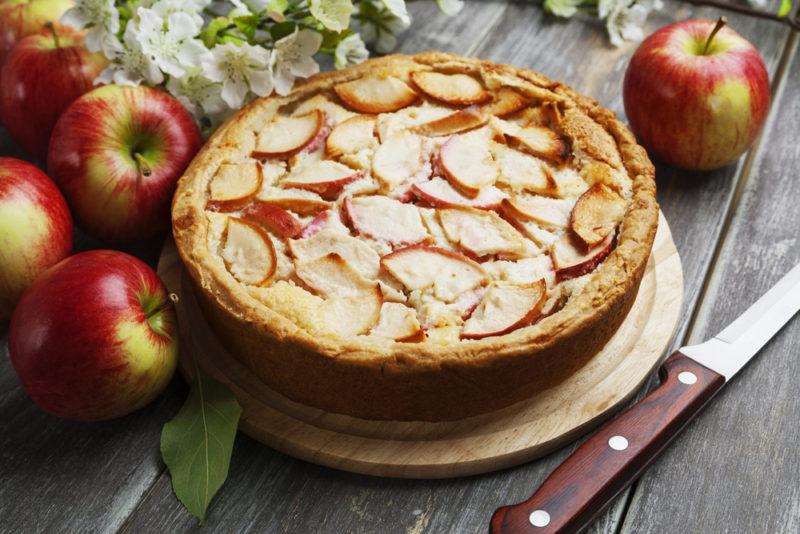 Время чаепития! Описание сортов яблок, наилучшим образом подходящих для выпечки