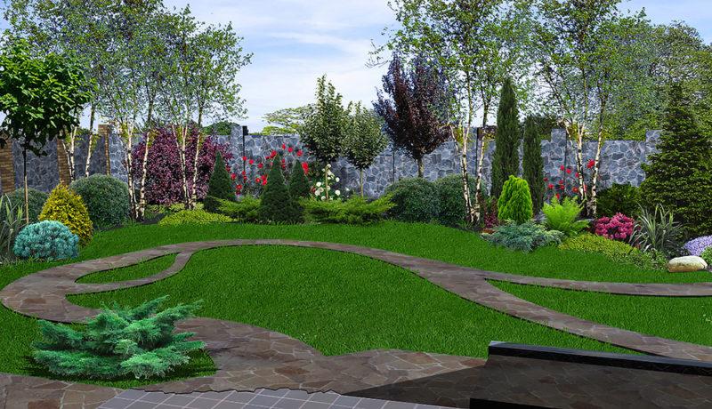 Как создать неповторимый сад, требующий минимум усилий