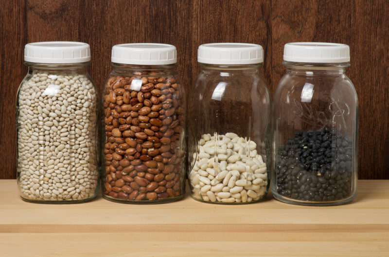 Как заготовить и сохранить урожай фасоли максимально долго