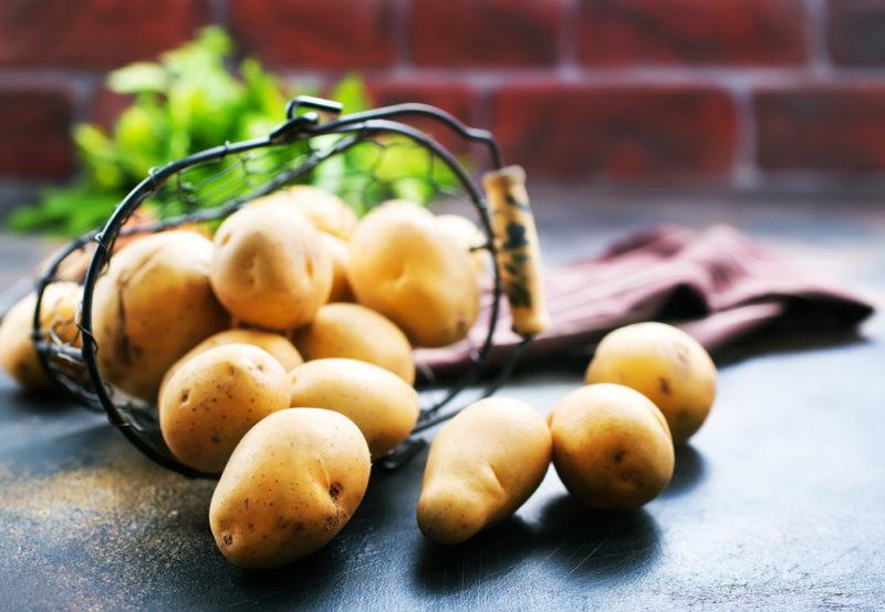 Секреты долгого хранения урожая картофеля