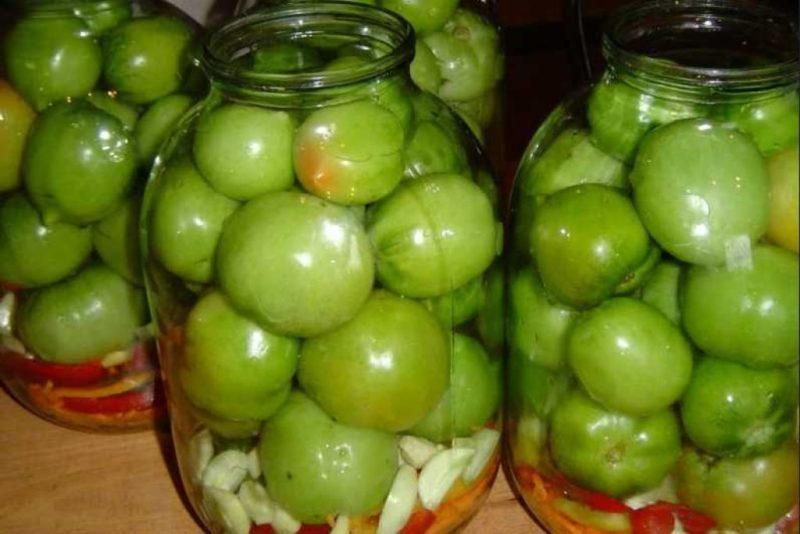Пикантные заготовки из зеленых помидоров — делимся лучшими рецептами