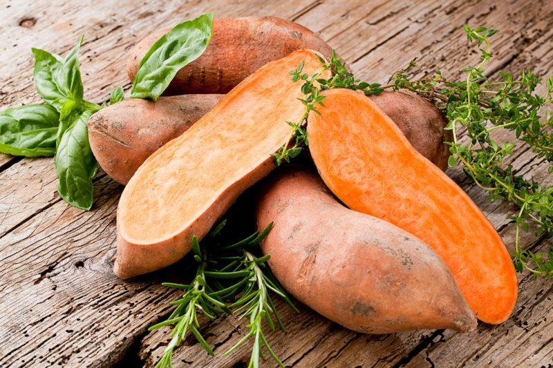 Батат: картофель, лиана и десерт. Как вырастить и применить