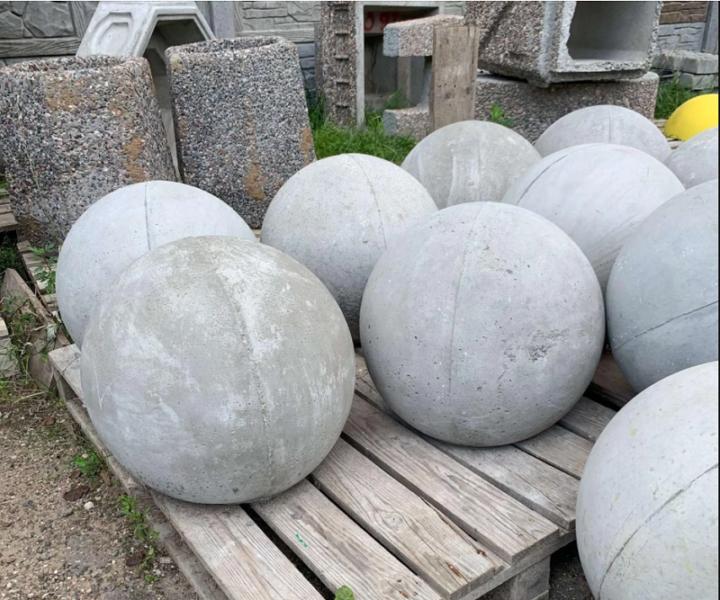 Поделки из цемента для украшения садового участка, изготовленные своими руками