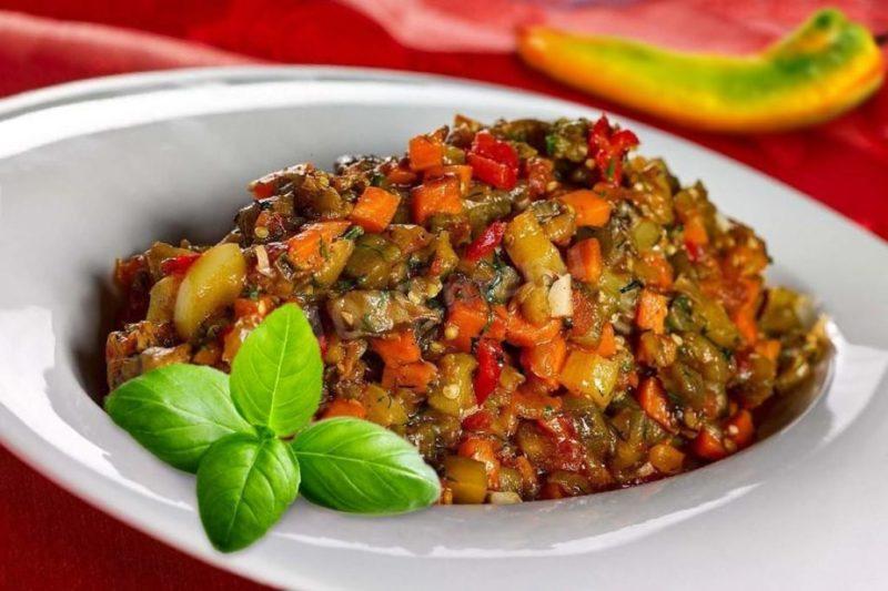 Рецепты икры из баклажанов: быстро, вкусно и разнообразно