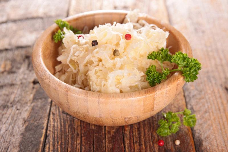 Сколько соли нужно для квашеной капусты